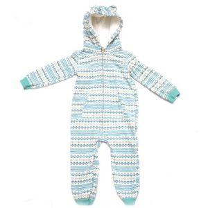 Carter's Baby boy's1 pc Fleece Body suit size 9M